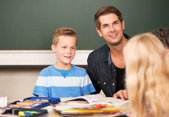 Lernsituation in der Grundschule