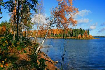autumn in lubenkino