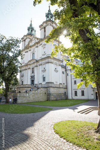 The baroque church of Sts. Michelangelo and Stanislaus - Skalka - 75123999