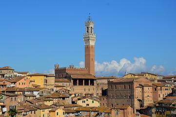Siena e la sua torre