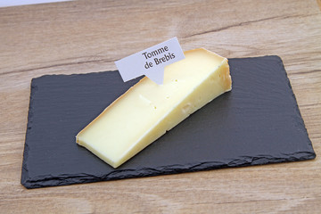 Portion de fromage de brebis