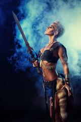 legend woman
