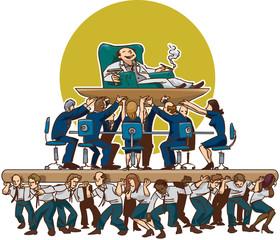 Piramide del lavoro