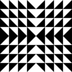 Optical Illusion Triangles
