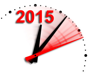 Il 2015 è cominciato