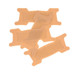 Group of nasal strips
