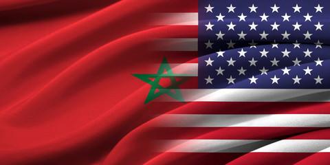 USA and Morocco.