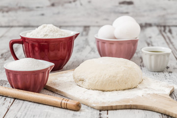 Dough Recipe Ingredients