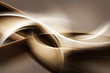 Zdjęcia na płótnie, fototapety, obrazy : złote abstrakcyjne fale