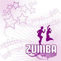 background Zumba