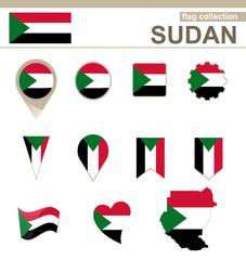Sudan Flag Collection