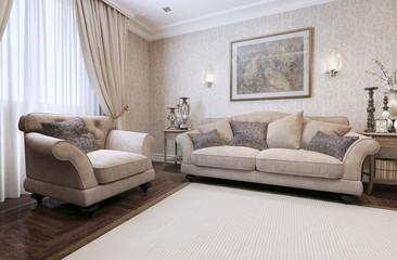 Sofa classic style