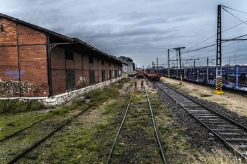 Estación mercancías Valladolid