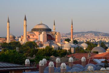 Hagia Sophia, Istanbul, Turkey.