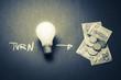 Turn idea to money