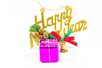 party decoration with  holidays background