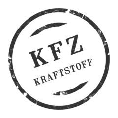 sk252 - KFZ-Stempel - Kfz-Kraftstoff - kfz13 g2740