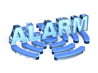 Alarm signal