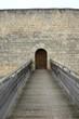 Entrée du Château de Lacoste, Vaucluse