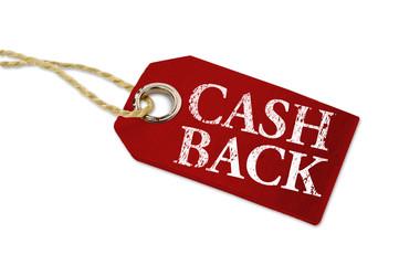 Anhänger mit Cashback