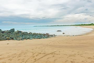 Beach near Pedasi in Panama