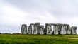 Stonehenge is a prehistoric monument in England