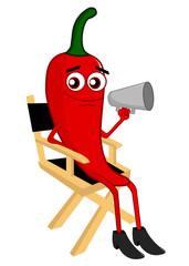 Director Pepper