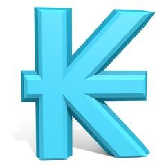 3d kip sign