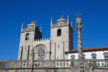 Cathedral of Porto, Portugal