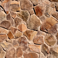 Wild Stone Wall Texture
