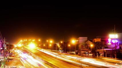Car light and aircraft light
