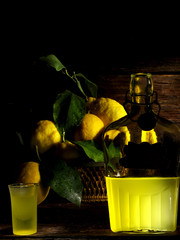 Distillato di limoni