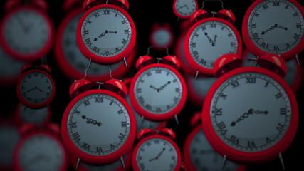 Clocks ticking in high speed