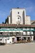Touristic village in Madrid province, Chinchon, Spain