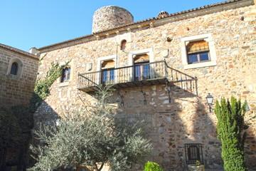 Palacio de Carvajal,Caceres old town,Extremadura, Spain
