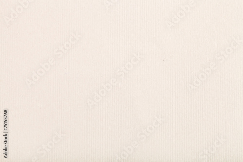 background from cream-coloured pastel paper - 75155768
