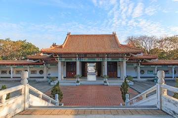 The Kaohsiung Martyrs' Shrine