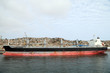 Bulk carrier is in port - 75159533