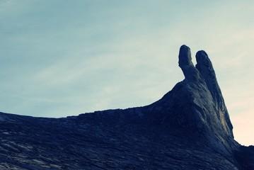 The Donkey Ears Peak
