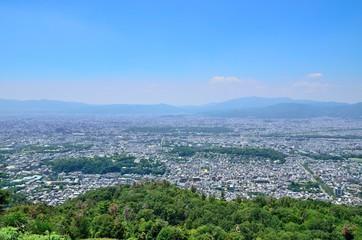 大文字山からの景色