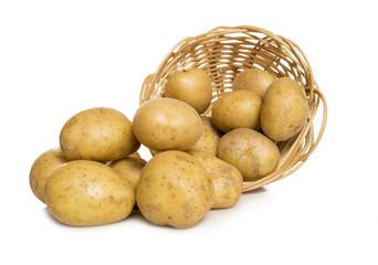 Patatas aisladas