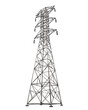 Power Transmission Tower - 75160193