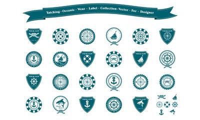 Oceanic Label - Okyanus Etiket Konsepti