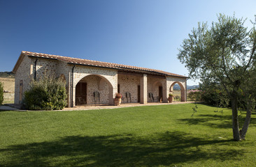hause in Tuscany