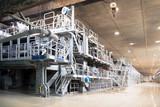 Fototapety Paper Mill
