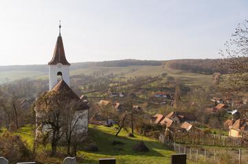 szekely village