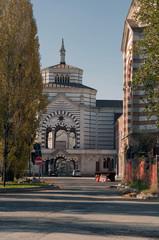 Milano - Tombe Cimitero Monumentale