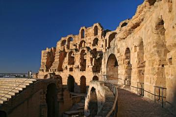 Amphitheater von El Djem, Tunesien