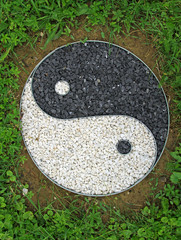 TAO symbol representing good and evil in many cultures