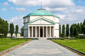 Mausoleo of Bela Rosin